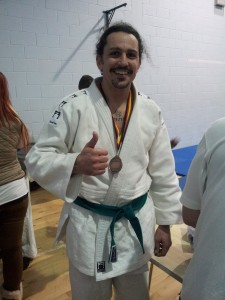 Iain Muir - Bronze Medalist!